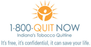 Indiana's Tobacco Quitline: 800-QUIT-NOW